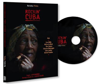 Rockin' Cuba - DVD